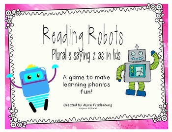 Reading Robots Plural