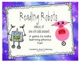 Reading Robots er/est