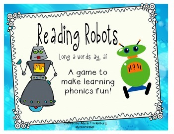Reading Robots long a ai ay