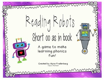 Reading Robots oo as in book