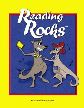 Reading Rocks Activity Workbook