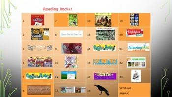 Reading Rocks Literary Center