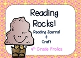 Reading Rocks!  Response Journals and Reading Buddy Craft