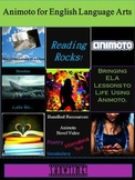 Reading Rocks!  Technology Projects for High School English & Middle School ELA