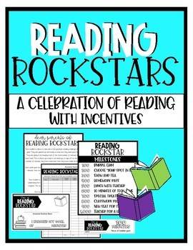 Reading Rockstars Minute Challenge With Incentives