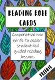 Reading Role Cards