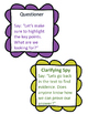 Reading Role Cards/ Tarjetas de lectura (English and Spanish)