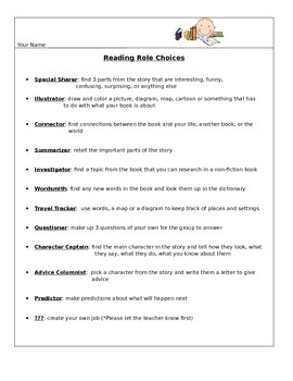Reading Roles