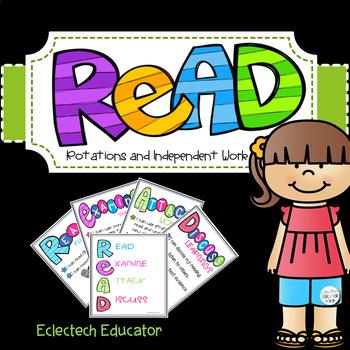 Reading Rotation Board