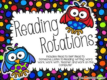 Reading Rotations--Owls!