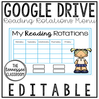 Reading Rotations for GOOGLE DRIVE