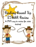 Reading Round Up: STAAR Reading Prep Review Day
