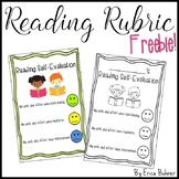 Reading Rubric Freebie