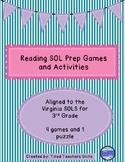 Reading SOL Prep Games Bundle