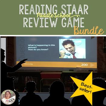 Reading STAAR Game Bundle