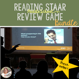 Reading STAAR Game Bundle- Middle School Test Prep