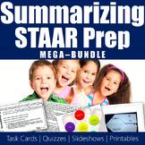 Reading STAAR Prep Summarizing