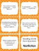 """STAAR """"like"""" Reading Question Stem Cards - Bundle - Updated!"""