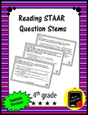 Reading STAAR Question Stems 2017 *Spanish*