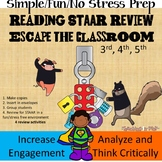 Reading STAAR Review Escape the Classroom