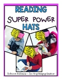 Reading {SUPER POWER} Hats