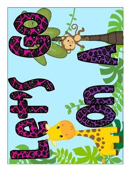 Reading Safari Banner
