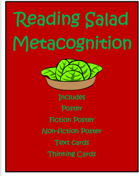 Reading Salad Kit