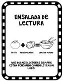 Reading Salad [Spanish]