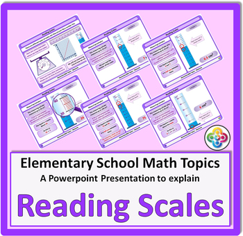 Reading Scales for Elementary Math Powerpoint