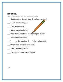 Reading Scavenger Hunt (summer reading, Daily 5, enrichment, intervention)