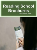 Reading School Brochures & Pamphlets for ESL, LINC, and PB