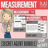 Reading Science Measurements and Science Measurement Rotation Lab Mini Bundle