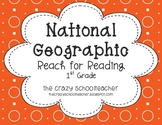 Reading Scope & Sequence National Geographic Reach for Reading 1st Grade