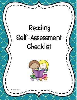 Reading Self-Assessment Checklist