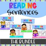 Reading Sentences (The Bundle)