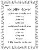 Reading Sheet-My Little Flower Poem