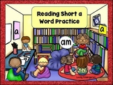 Short a Word Family Games and Activities