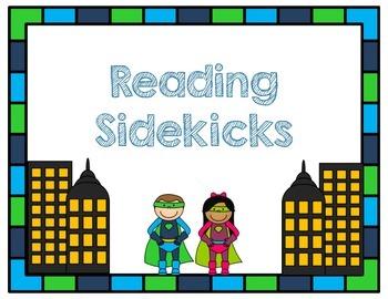 Reading Sidekicks Poster