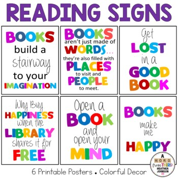 Reading Signs
