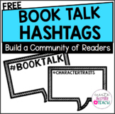 Reading Signs--Book Talk Hashtags