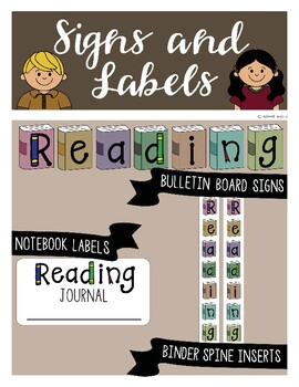 Reading Signs and Labels