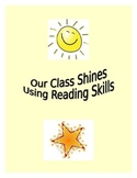 Reading Skill Anchor Charts