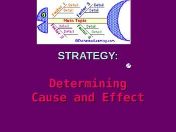 Reading Skill: CAUSE and EFFECT