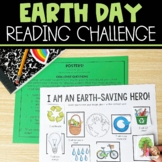 Reading Skill Earth Day Challenge
