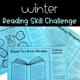 Reading Skill Winter Themed Challenge