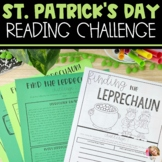 St. Patrick's Day Challenge for Reading Skills
