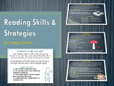 Reading Skill Strategy PowerPoint & Posters with Non Fiction Text Structures