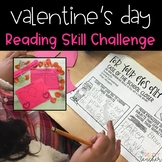 Reading Skill Valentine's Day Challenge
