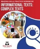 Reading Skills: Advanced Informational Texts, Elementary (Common Core Practice)