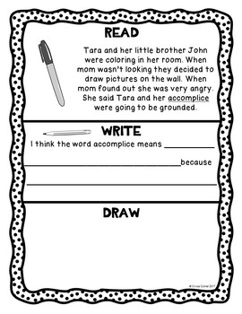 Reading Skills BUNDLE- 5 skills: Task Cards, Flap Books, Reading, Drawing & More